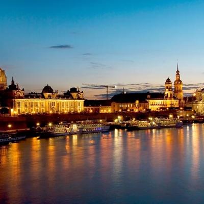 günstige Übernachtung in Dresden für zwei Personen unter 100 Euro