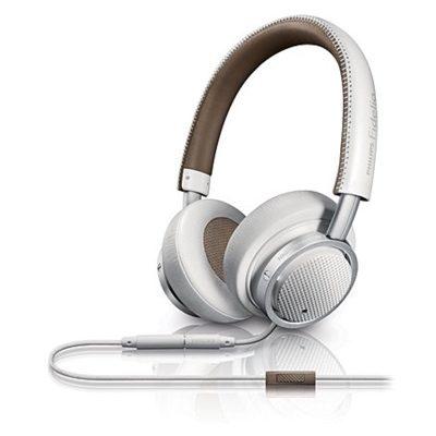 Philips Fidelio M1 OnEar Kopfhörer mit Headset