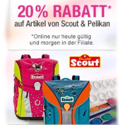 Scout Sunny Schulranzen