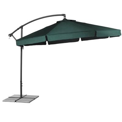 Sonnenschirm wasserabweisend und 3 Meter Spannweite