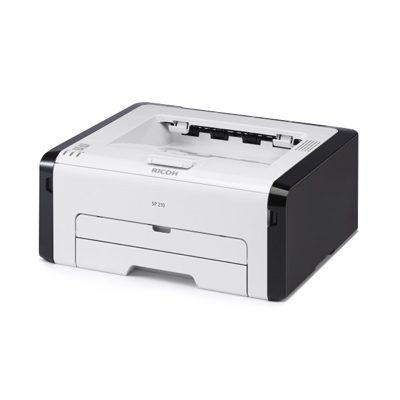 günstiger Laserdrucker Ricoh SP 211 Duplexdruck
