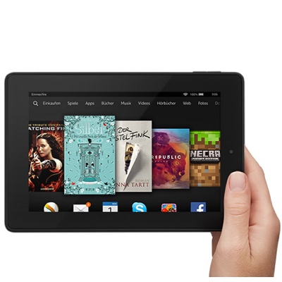Amazon Fire HD-7 Tablet günstiger kaufen