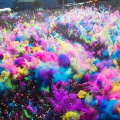 Tickets für Holi Festival of Colours World Tour günstiger
