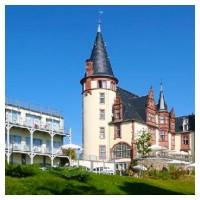 Kurzurlaub Reise unter 100 Euro Schlosshotel