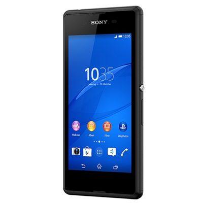 Sony Xperia E3 Smartphone unter 100 Euro
