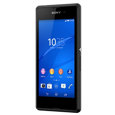 sony xperia e3 smartphone f r unter 100 euro. Black Bedroom Furniture Sets. Home Design Ideas