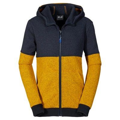 Jack Wolfskin Fleece Jacke für Kinder und Jugendliche