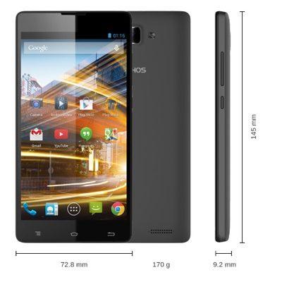 günstiges 5 Zoll Smartphone unter 100 Euro Archos