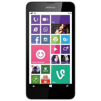günstiges 4,5 Zoll Smartphone Lumia 630 für unter 100 Euro