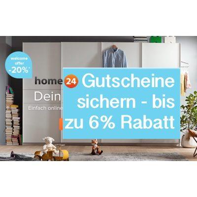 home24.de Gutschein und Rabatt sichern im August 2015