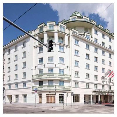 Kurzurlaub in Wien 2 Personen 4 Sterne Hotel unter 100 Euro