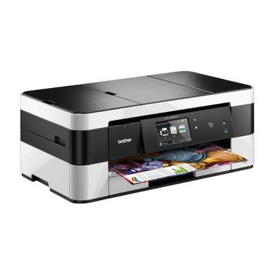 Brother MFC-J4620DW 4 in 1 Multifunktionsdrucker scannen, drucken, faxen, kopieren
