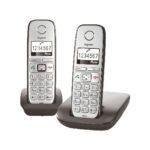 Schnurloses telefon mit großen Tasten für Rentner