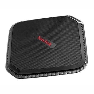 Sandisk externe SSD Festplatte 120 GB
