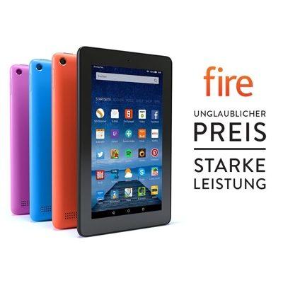 Amazon Fire Tablet unter 60 Euro günstiger kaufen