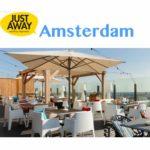 günstige Übernachtung in Amsterdam 4 Sterne Hotel