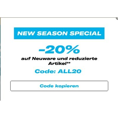 Planet Sports Gutschein 20% Rabatt