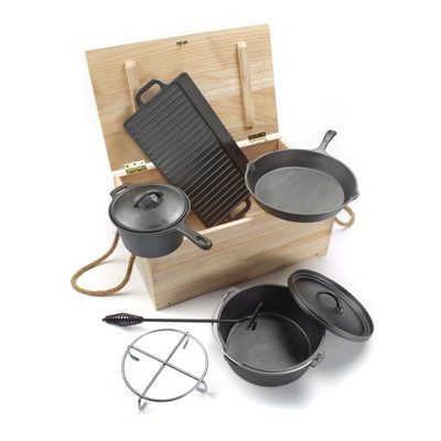 Dutch Oven Set 7 teilig
