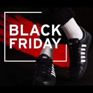 Black Week Gutschein K-Swiss